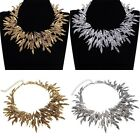 Fashion Women Jewelry Charm Vintage Chunky Charm Style Collar necklace exquisite
