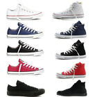 New ALL STARs Men's Chuck Taylor Ox Low High Top shoes casual Canvas Sneakers AD
