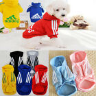 New Pet Coat Dog Jacket Winter Clothes Puppy Cat Sweater Cute Clothing Apparel