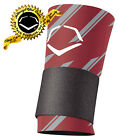 EvoShield Speed Stripe Maroon Compression Wrist Sleeve With Strap