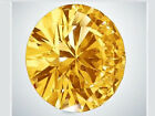 SIGNITY GOLDEN YELLOW  CZ LOOSE GEM 4 MM - 6 MM ROUND