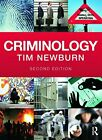 Criminology by Newburn, Tim 0415628946 The Fast Free Shipping
