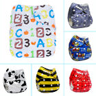 Reusable Kids Infant Reusable Washable Baby Cloth Diapers Nappy Cover Adjustable