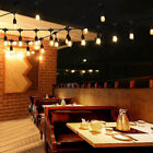 5/10Pcs 48FT Outdoor Waterproof Commercial Grade Patio Globe String Lights Bulbs