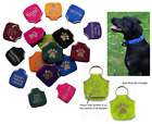 THE PEACE TAG Dog ID Holder Silencer Pocket Protection Cover Pouch Keeps Quiet