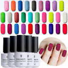 5ml Matte Soak Off UV Gel Polish Manicure Nail Art Red Gel Varnish Born Pretty