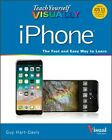 Teach Yourself Visually iPhone 8, iPhone 8 Plus, and iPhone X (Paperback or Soft