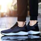 Autumn Winter New Korean Men's Casual Shoes Breathable Running Sneakers Y392