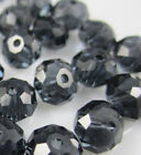 Jewelry Faceted 100pcs Rondelle glass crystal #5040 3x4mm Beads AA-353