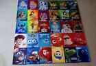 Disney DVDs with limited edition O-ring slipcover sleeves.
