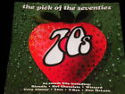 The Pick Of The Seventies - CD Album - 1997 - 24 Great Tracks - Various Artists