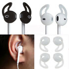 2 Pairs Light Silicone Earpods Covers Earbuds Tips for iPhone Apple Earphones