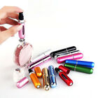 Travel Portable Refillable Perfume Atomizer Bottle Scent Pump Spray Case MSYG