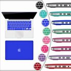 """Lot 10 - 20 Rubber Coated Hard Plastic Case Cover Skin For Macbook Air 13"""""""
