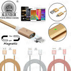 2.4A Fast Micro USB Charging Cable Magnetic Adapter Charger For Android Phones