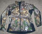 Under Armour Womens Realtree Xtra/Pink Camo Hoodie-Large  $150 retail FREE SHIP!
