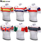 Cycling Jersey Weimostar Men bike jersey Short Sleeve mtb shirt Clothing Wear