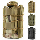 HOT Tactical Double Decker Single Pistol Open Top Magazine Mag Pouch Bag Goodish