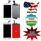 For iPhone 6 A1549 Touch Screen White Replacement with Home Button + FrontCamera