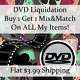 Used Movie DVD Liquidation Sale ** Titles: A-A #694 ** Buy 1 Get 1 flat ship fee photo