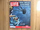 LIFE MAGAZINE: THE U.S. IS IN SPACE  MAY 12 1961