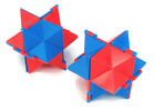 NEW Infinity Cube Infinite Cube 2 in 1 Transforming Geometric Puzzle Tetras