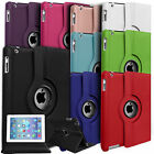 PU Leather Smart Magnetic Stand Case Cover for iPad Pro 10.5 Mini 2 3 4 Air 9.7