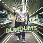 Dum Dums-Can't Get You Out of My Thoughts CD Single  Excellent