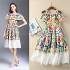 New  hot Occident fashion popular condole belt bat sleeve posed long dress SMLXL