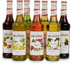 MONIN COFFEE SYRUPS 70CL AS USED IN COSTA COFFEE SHOPS ALL FLAVOURS