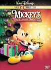 Mickey's Once Upon a Christmas (DVD, 2003, Gold Collection Edition) from Diseny