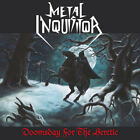 Metal Inquisitor : Doomsday for the Heretic VINYL (2015) ***NEW***