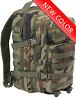 Brandit Us Cooper Large or Medium Backpack Bag Army Bundeswehr Bw Military