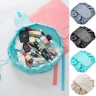 1x Storage Bag Large Capacity Drawstring Cosmetics Organizer Organizer Lazy Bag