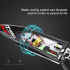 Feilun FT012 2.4GHZ 45km/h High Speed RC Racing Speed Boat with Water Cooling