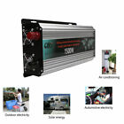 1500W 3000W Peak Pure Sine Wave Inverter Power Converter Off Grid 12VDC - 110VAC
