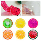 Crystal Fruit Clay Rubber Mud Intelligent Hand Gum Slime Kid Toy 1PCS