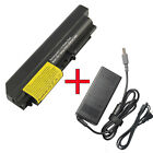thinkpad battery - Battery/Charger for IBM Lenovo ThinkPad R61 T61 T400 R400 14.1