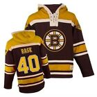 NHL BOSTON BRUINS RASK Men's Player Lacer Hooded Jersey OLD TIME HOCKEY HOODIE $99.99 USD on eBay