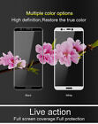 IMAK Full Screen Coverage 9H Tempered Glass Protector Black For Huawei P Smart