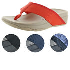 FitFlops Women's Surfa Canvas Slip-on Sandals Shoes