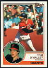 1983 Topps Baseball Cards Pick From List (Includes Rookies) 501-750