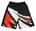 Zipway NBA Men's Chicago Bulls MotorCross Athletic Shorts on eBay