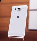"Unlocked Nokia Microsoft Lumia 950 Single 32GB 5.2"" Smartphone White/Black"