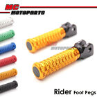 CNC Front Rider Foot Pegs POLE For Yamaha YZF R6 2017