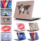 "Nebula Marble Tree Birds Love Kiss Matte Hard Case for MacBook AIR 13"" A1466"