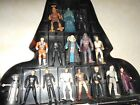 1997 99 STAR WAR CASE HOLDS WITH ALL THE   MEN