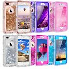 for iPhone X XS Max XR 8 7 6S Plus Quicksand Case Luxury Liquid Cover Shockproof