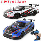 2.4G RC Vehicle High-speed Racing RC Cars 1:10 Remote Control Best Gift For Kids