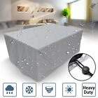 7Size Large Waterproof Furniture Sofa Chair Cover Garden Outdoor Patio Protector